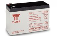 NP7-12 Yuasa 12v 7Ah Lead Acid Battery Battery | £11.23 Ex VAT Buy online from The Battery Shop